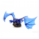 D&D Icons of the Realms: Sapphire Dragon Premium Figure