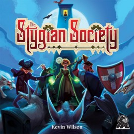 The Stygian Society- board game