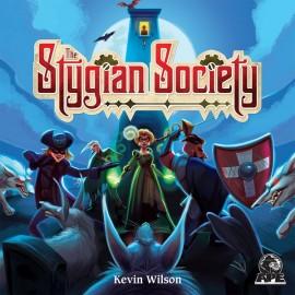 The Stygian Society- board game