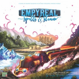 Empyreal: Spells & Steam - board game