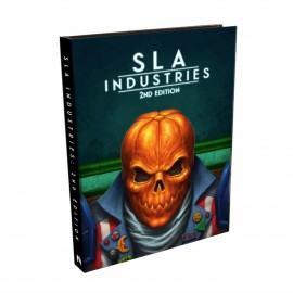 SLA Industries - 2nd edition