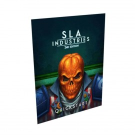 SLA Industries Quickstart - 2nd edition