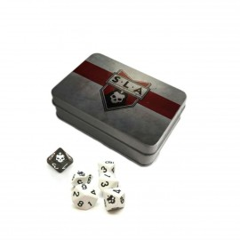 SLA Industries Dice Set Limited Edition - 2nd edition