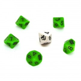 SLA Industries Dice Set - 2nd edition