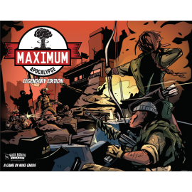 Maximum Apocalypse: The legendary edition