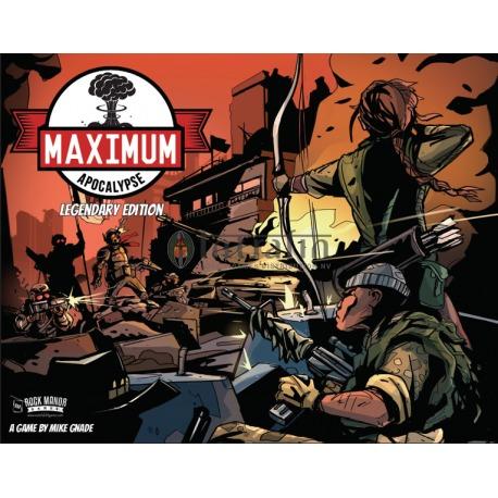 Maximum Apocalypse: The legendary edition