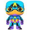 Marvel:648 Black Light- Captain America EXC