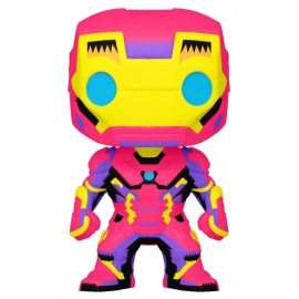 Marvel:649 Black Light- Iron Man EXC