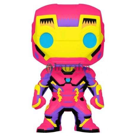 Marvel:649 Black Light- Iron Man EXC