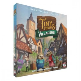 Tiny Towns: Villagers - Expansion