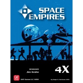 Space Empires 4X 3 Inch Box