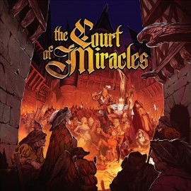 The Court of Miracles boardgame
