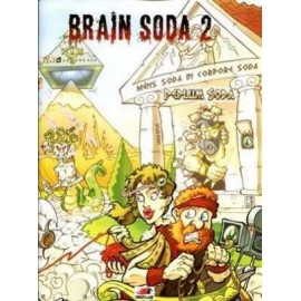 Brain Soda Peplum Soda