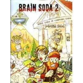 Brain Soda Peplum Soda