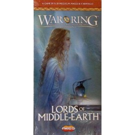 War of The Ring Lords of Middle-Earth