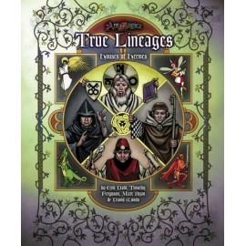 Ars Magica True Lineages