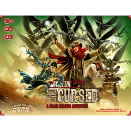 The Few and Cursed (Boxed Board Game)