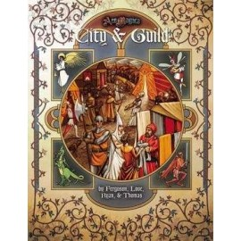 Ars Magica City & Guild