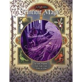 Ars Magica Ancient Magic