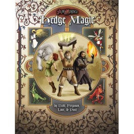 Ars Magica Hedge Magic