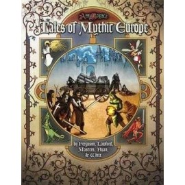 Ars Magica Tales of Mythic Europe