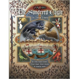 The Sundered Eagle books