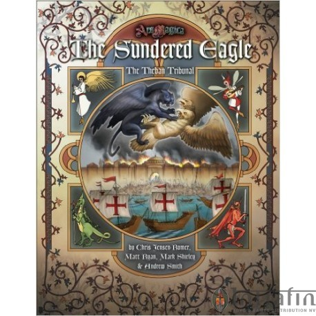 The Sundered Eagle books