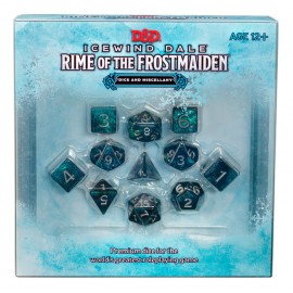 D&D Next Icewind dice set
