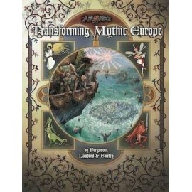 Ars Magica Transforming Mythic Europe