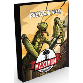 Maximum Apocalypse: Bugpocalypse