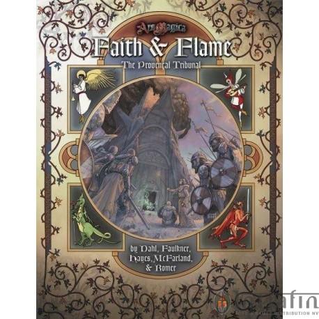 Ars Magica Faith & Flame