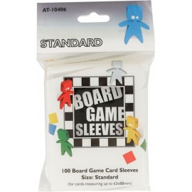 Board Game Sleeves Standard (63x88mm) 10p