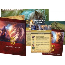 Mage Wars OP Kit 4 Converging Fronts