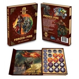 Mage Wars Spell Tome Forged in Fire