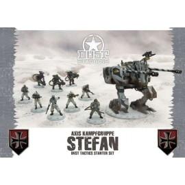 Dust Tactics Axis Kampfgruppe Stefan Starter