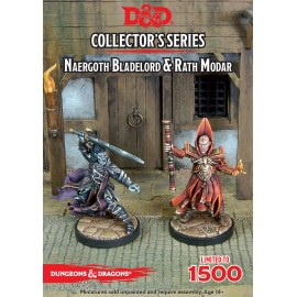 Dungeons & Dragons Naergoth Bladelord & Rath Modar