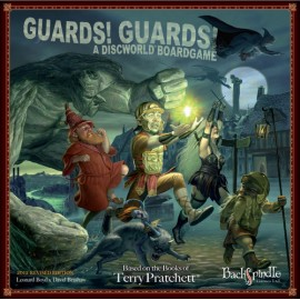 Guards! Guards! 2nd edition