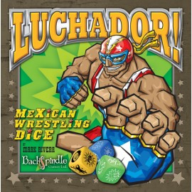 Luchador! Mexican Wrestling Dice 2nd Edition