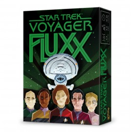 Fluxx Star Trek Voyager Fluxx
