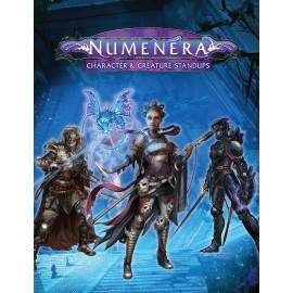 Numenera Character & Creature Standups