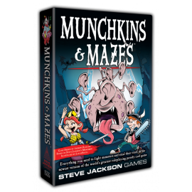 Munchkins & Mazes