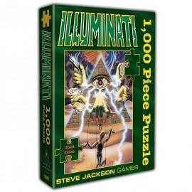 Illuminati 1000 Piece Puzzle