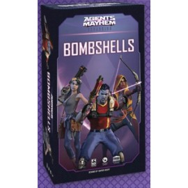 Agents of Mayhem Bombshells Expansion