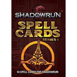 Shadowrun 5 Spell Cards 1