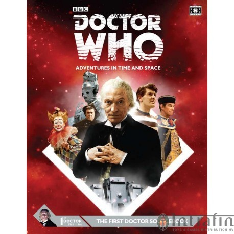 Doctor Who First Doctor Sourcebook
