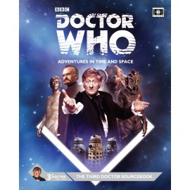 Doctor Who Third Doctor Sourcebook