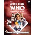 Doctor Who Sixth Doctor Sourcebook