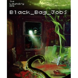 The Laundry Black Bag Jobs