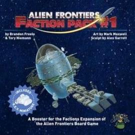 Alien Frontiers Factions Pack 1