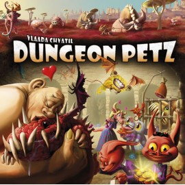 Dungeon Petz English
